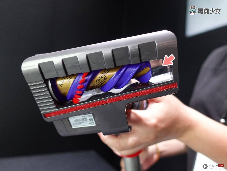 出门|Dyson V12 Detect Slim 手持吸尘器正式登台!雷射侦测、声学感应及灰尘分类统计 三大功能有感升级!