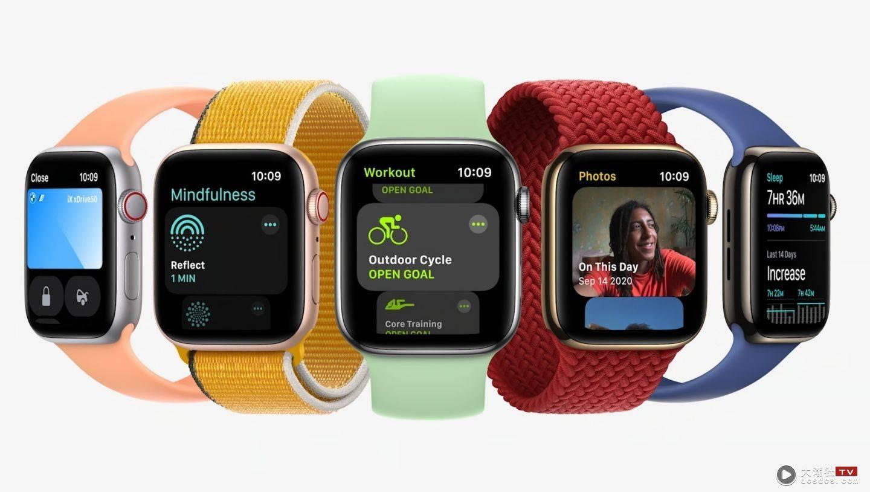 Apple Watch Series 7 来了!拥有更大的萤幕、圆润的边框,会是目前' 最耐用 '的 Apple Watch