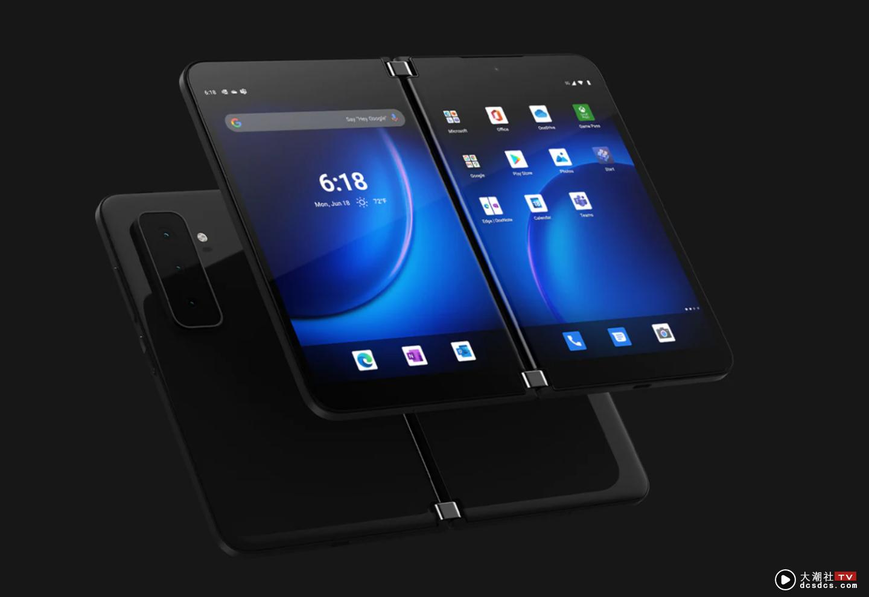 微软双萤幕折叠手机 Surface Duo 2 登场!搭载高通 S888 并具有三主镜头,售价 1499 美元起!