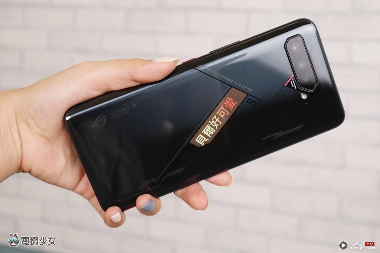 评测|打手游用' ROG Phone 5s Pro '助你更上一层楼!AirTrigger 5 让你每根手指头都有事情做!