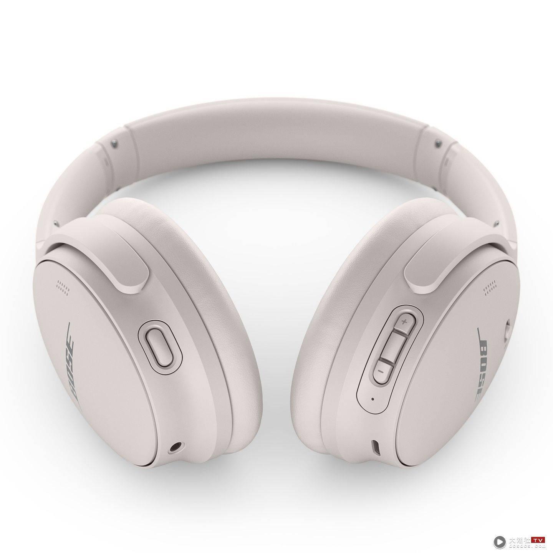Bose 全新消噪耳机' QuietComfort 45 '正式登台!延续上代经典设计 售价新台币 10,500 元