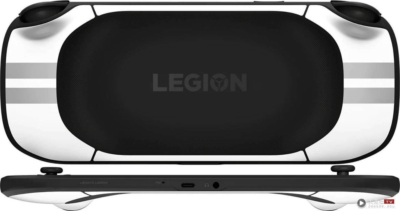 不只要电竞手机!联想掌上型游戏机' Lenovo Legion Play '渲染图曝光