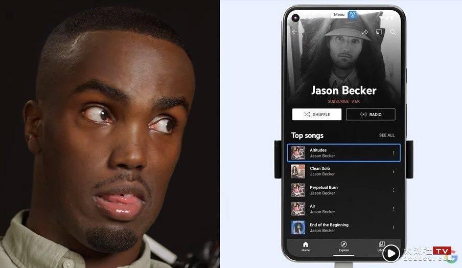 """用""""脸""""滑手机?Google 推出新的辅助功能 动眉毛、眼睛就能下指令"""